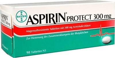 Aspirin Protect 300 mg Tabletten 98St PZN: 5387268