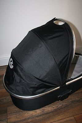 Black oyster 2 / oyster max carrycot HOOD spare replacement part