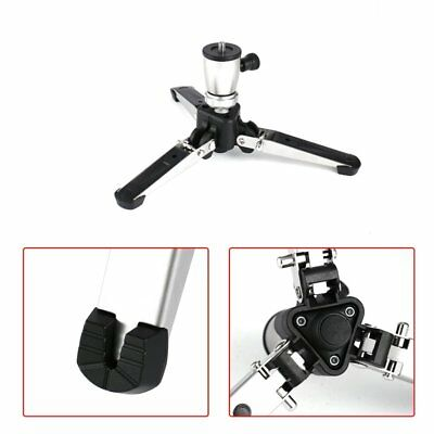 Universal Three Feet Monopod Support Stand Base for DSLR Camera 3/8 1/4 Screw GZ