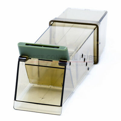 Humane Live Catch Mouse Trap for Catching Mice Safe Reusable Stop Pest Trip-Trap