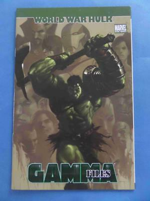 World War Hulk 1 Gamma Files One Shot Nm