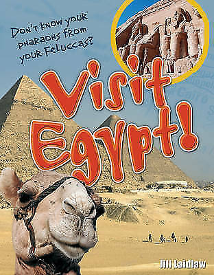 Visit Egypt!: Age 8-9, Above Average Readers by Jill A. Laidlaw (Paperback)-H018