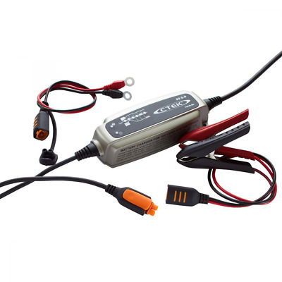 CTEK XS 0.8 12V 1.2A - 32A 6-Stage Battery Charger