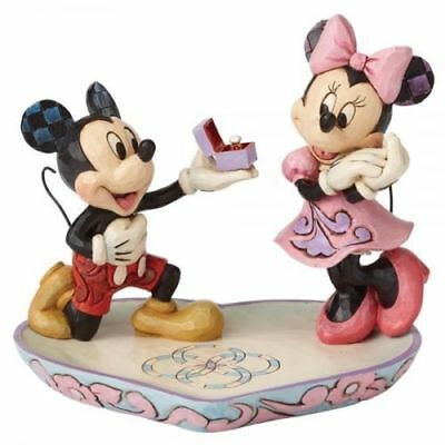 Disney Traditions 'A Magical Moment' Mickey & Minnie Mouse Figurine - 4055436