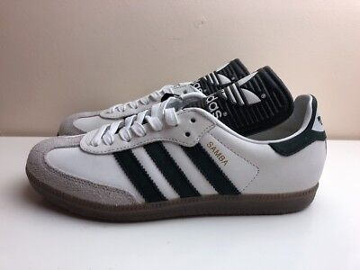 huge selection of b4d5f f062e Adidas Originals Samba Classic OG Made In Germany UK 6 EUR 39 13 White
