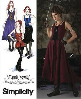 SCHNITTMUSTER GOTHIC-COSPLAY- STEAMPUNK Gr.32-40 - EUR 9,75 ...