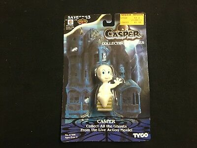 1995 Casper Bendables from Live Action Movie by Tyco Casper Book New in Package