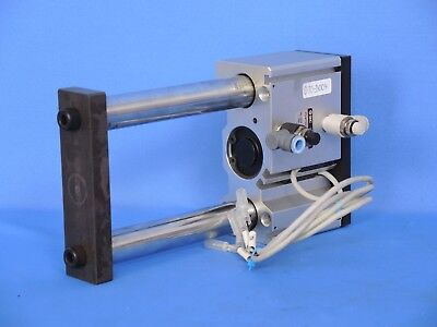 SMC MGQM32-M0719-25 Compact guided cylinder 32 mm bore 25 mm stroke