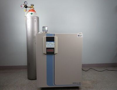 Thermo Heracell 150i CO2 Incubator with Triple Gas Door and Warranty SEE VIDEO