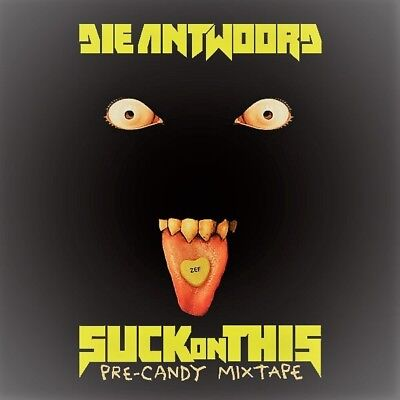 Die Antwoord - Suck On This Mix Cd