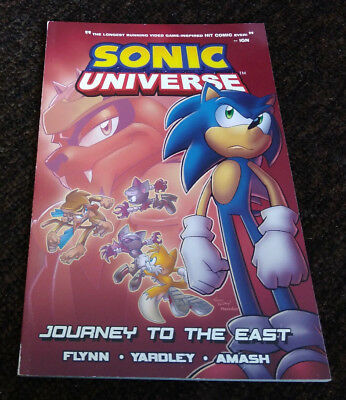 Sonic Universe Volume 4: Journey to the East - Archie, Good Condition