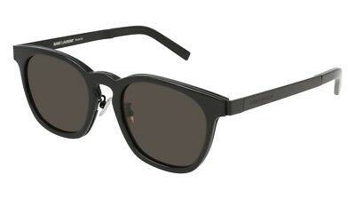 92f58feac5bdbc NEW Saint Laurent Classic SL 28 F COMBI Sunglasses 002 Black 100% AUTHENTIC