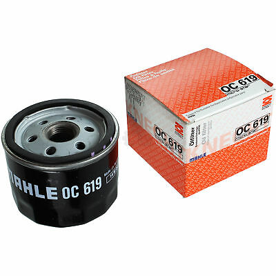 Original MAHLE / KNECHT Ölfilter OC 619 Oil Filter