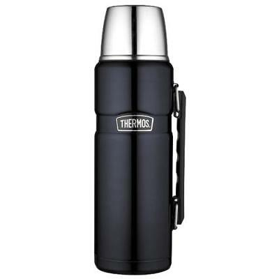 THERMOS SK2010MBTRI4 Stainless King Vacuum Insulated Beverage Bottle - 40 oz. -