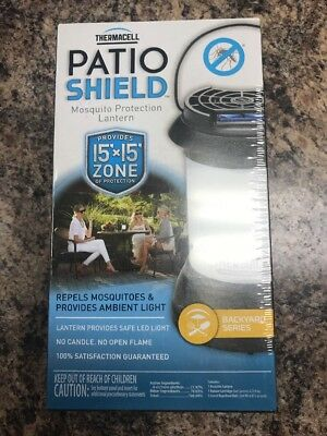 Thermacell Patio Shield MosquitoRepeller OutdoorLantern