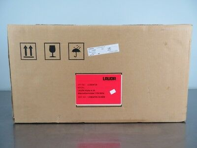 Lauda Alpha A24 Heated Bath NEW In Box with Warranty SEE VIDEO