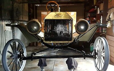 Model T Ford 1913-1914 rolling chassis, partially rebuilt, all mechanicals plus!