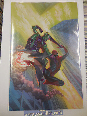 Amazing Spider-Man #798 Alex Ross virgin art variant cover 1:100 1st Red Goblin