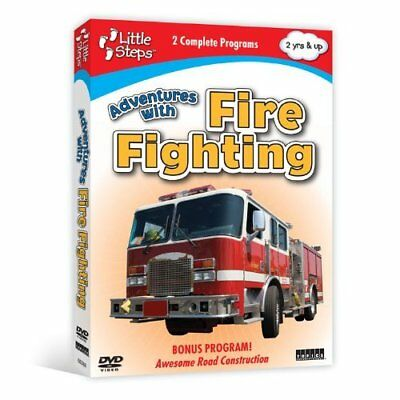 Children/Family-Little Steps: Adventures With Fire Fighting (Us Import)  Dvd New