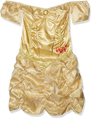 Fever Golden Princess Costume, Gold, with Dress -  (Size: UK (US IMPORT)  AC NEW