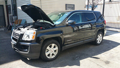 2016 GMC Terrain SLE 34,000 miles! NO RESERVE! Only 34,000 miles, ONE OWNER, back-up camera, bluetooth, economical!
