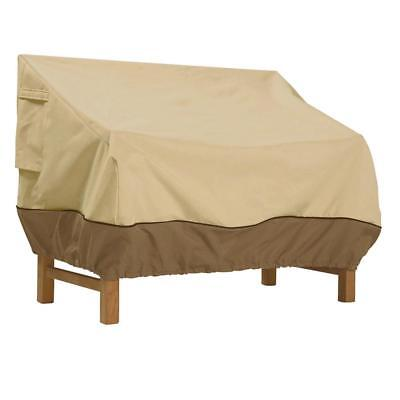 Classic Accessories Veranda Patio Bench/Loveseat/Sofa Cover - Durable and...
