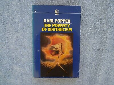 Buch  Karl Popper   The poverty of historicism
