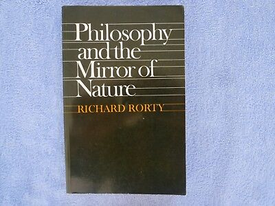 Buch  Richard Rorty  Philosophy and the mirror of nature