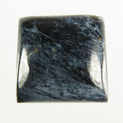Elegant 12.00 Cts Natural PIETERSITE Square Cabochon 15x15 mm Jewellery Gemstone