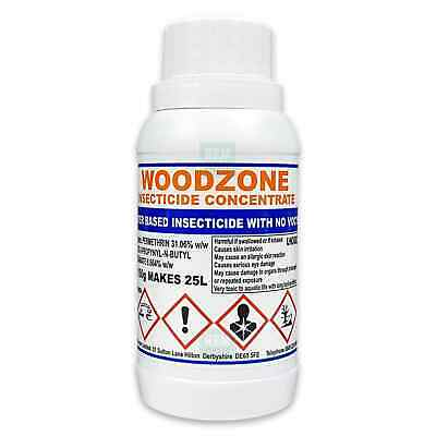 1 x REMPRO PROFESSIONAL WOODWORM TREATMENT KILLER PRESERVATIVE SPRAY CONCENTRATE