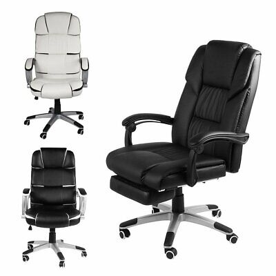 Office Chair with High Back Large Seat  Executive Swivel Computer Gaming Chair