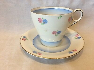 Bell  England Fine Bone China Tea Cup and Saucer
