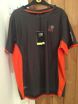 Mens Karrimor Running Top size XL