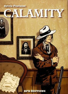 BD occasion Calamity Fontaine, Calamity