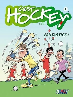 BD occasion C'est Hockey Fantastick