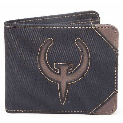 NEW OFFICIAL Quake Logo Boys Mens Wallet