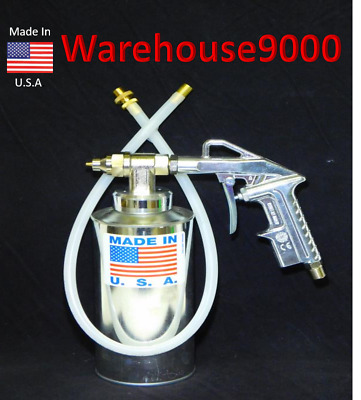 Fluid Film Undercoat Emery Pro Spray Gun Rust Proof 1 Quart Can Straight Wand