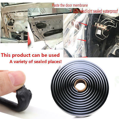 4M Butyl Rubber Glue Tape Fix Sealant Retrofit Repair For Car Headlight Speaker
