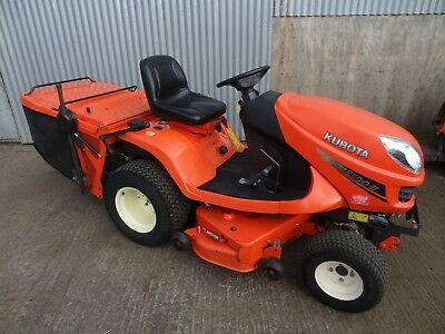 Kubota Lawn / Garden Tractor / Ride on Mower - Parts Manuals - Many Many Models!