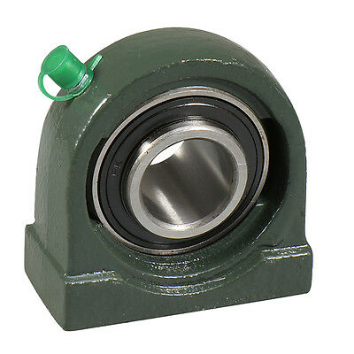 "1-3//16/"" BORE TAPPED BASE PILLOW BLOCK BEARING-UCTB206-19 3/"" bolthole center"