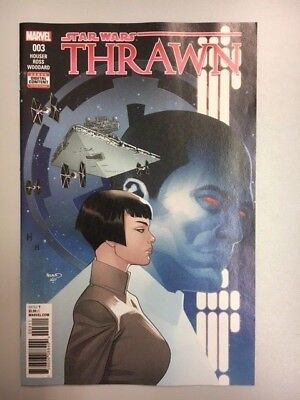 Marvel Comics: Star Wars Thrawn #3 (2018) - BN Bagged and Boarded