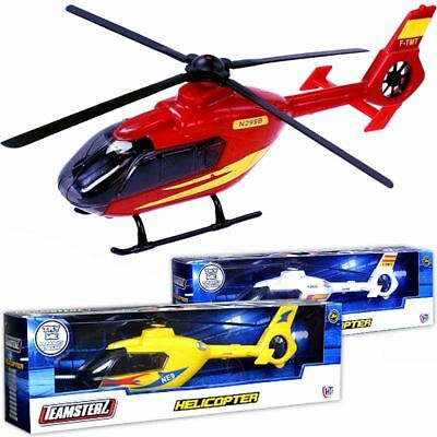 Toy Helicopter - Lights and Sounds