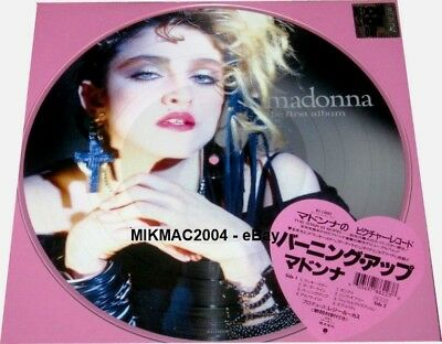 MADONNA - The First Album PICTURE DISC vinyl Exclusive Ltd Edtn SEALED RSD 2018