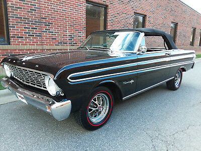 1964 Ford Falcon Sprint 1964 Ford Falcon Sprint Convertible, 4-Speed, restored to show condition