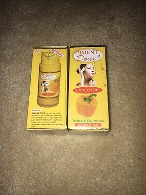 PIMENT DOUX SERUM FOR CLEAN AND LIGHTER SKIN.(Amazing Results)