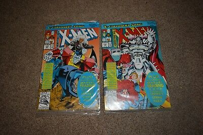 Marvel Comics The Uncanny X-Men #295 & #296 Sealed