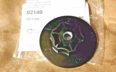 "1-Each 3M 56573 Fibre Disc Backup Pad 02140 Tn Quick Change 4-1/2"" X 5/8-11"
