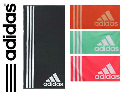 adidas Logo Quick Dry Beach Bath Gym Swimming Towel 140 x 70cm  Sports Holiday