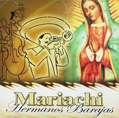 Mariachi Hermanos Barajas-Mariachi Hermanos Barajas  (US IMPORT)  CD NEW