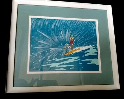 "Hanna Barbera JETSON'S ""Astro"" the dog Original Production Animation Cel-RARE"
